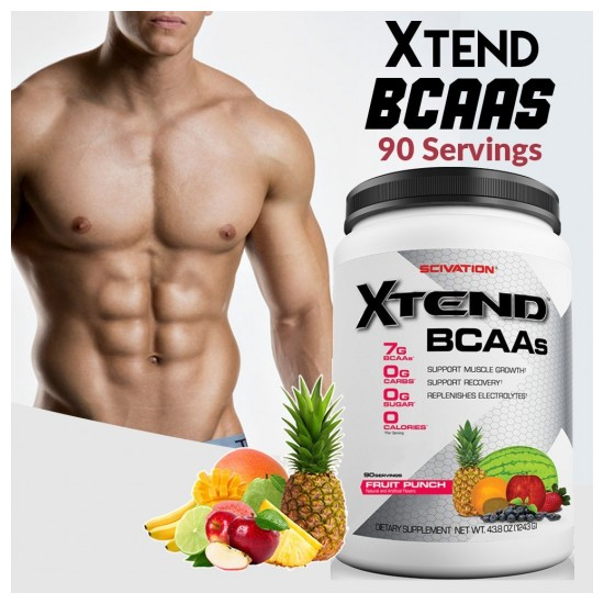 Scivation Xtend BCAA Review: Best BCAA Available on the Market?